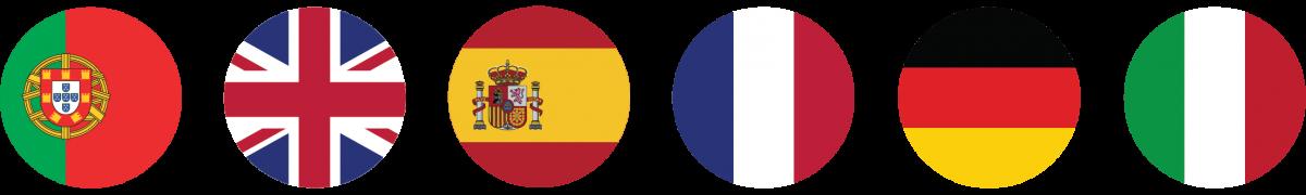 Passeio em Lisboa Multilingue Guiado em 6 línguas