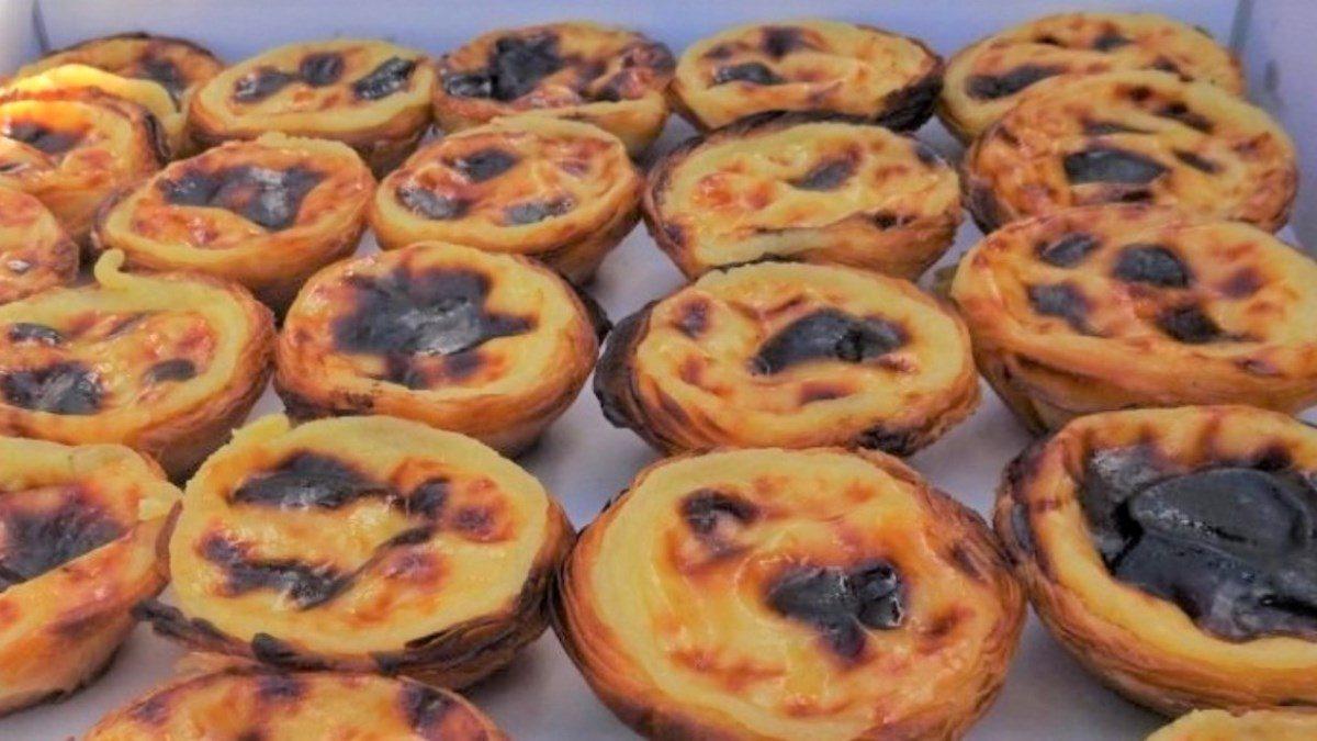 Pastéis de Belém em tour de Lisboa para grupos privados com oferta especial durante o passeio