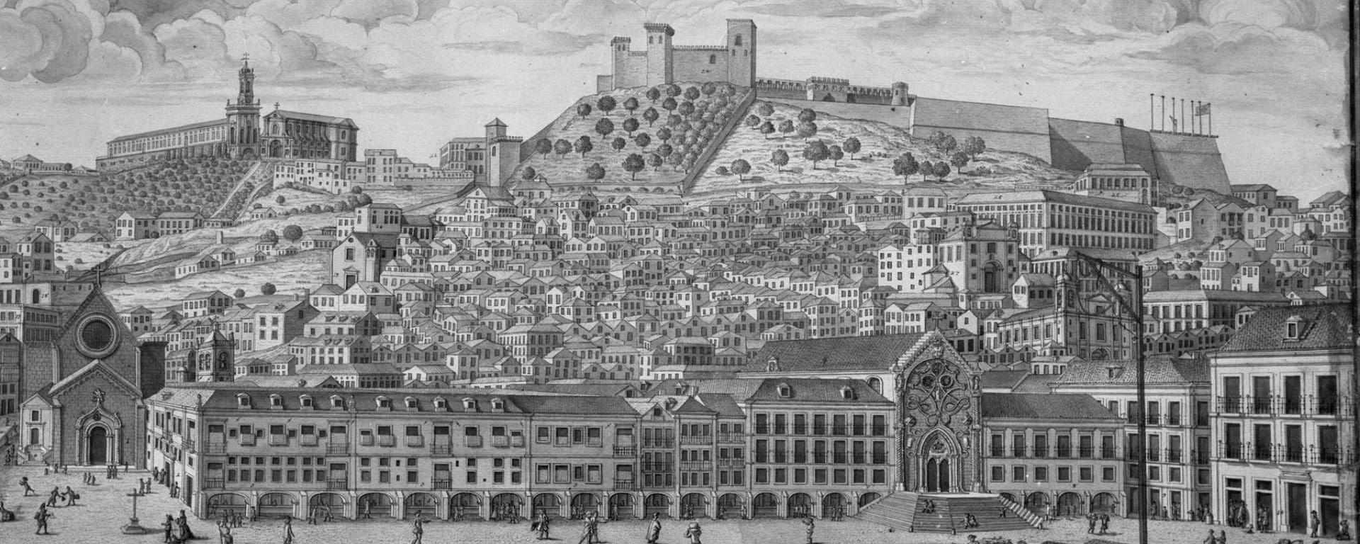 Lisbon history on tour